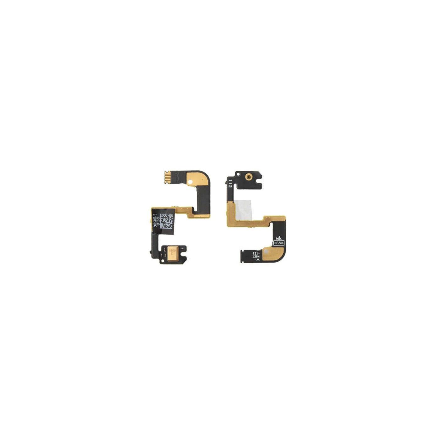 Micrófono para apple ipad 3 wifi versión celular plana flex cable reemplazo