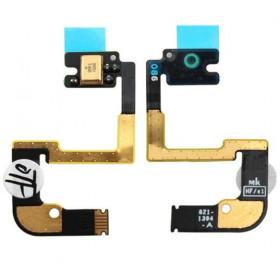 Micrófono para apple ipad 4 wifi versión celular plana flex cable reemplazo