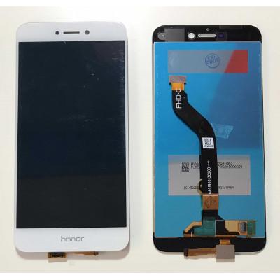 ECRAN TACTILE VERRE Blanc + AFFICHEUR LCD Pour Huawei P8 Lite 2017 PRA-LX1 LA1 LX3