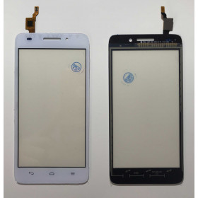 TOUCH SCREEN Per HUAWEI ASCEND G620S VETRO Digitizer Bianco VETRINO