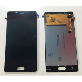 TOUCH SCREEN VETRO + LCD DISPLAY Per WIKO U FEEL LITE UFEEL Digitizer Nero