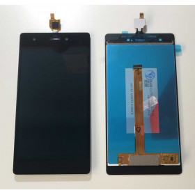 TOUCH SCREEN VETRO + LCD DISPLAY ASSEMBLATI Wiko Pulp 4G 5,0 Nero