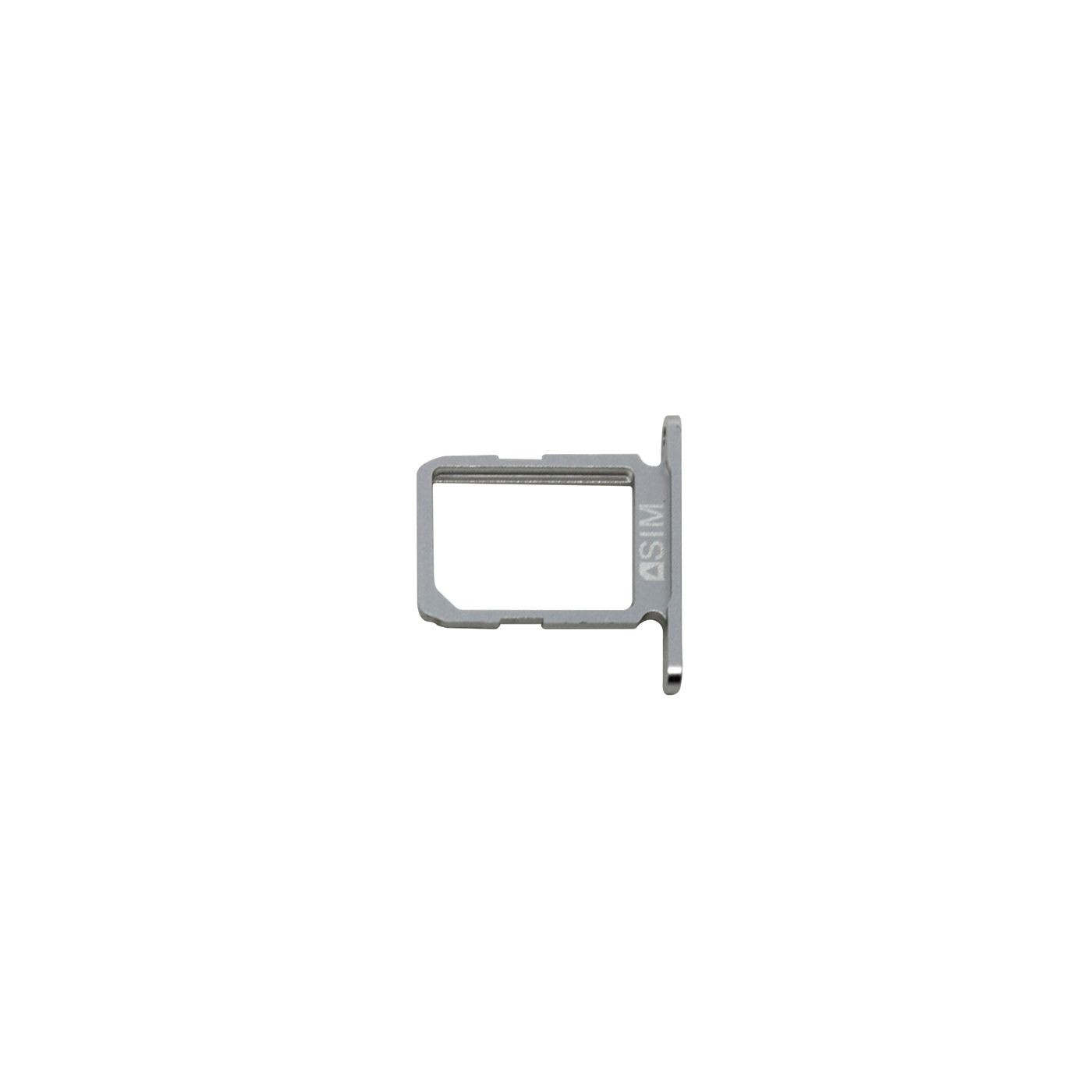 SUPPORT DE CARTE SIM pour SAMSUNG GALAXY S6 SM-G920F SPARE GREY DARK
