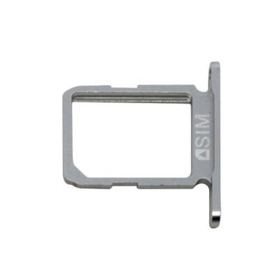SOPORTE PARA TARJETA SIM para SAMSUNG GALAXY S6 SM-G920F SPARE GREY DARK