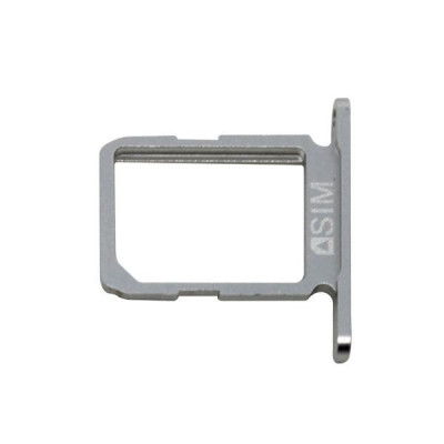 SUPPORT DE CARTE SIM pour SAMSUNG GALAXY S6 SM-G920F SPARE GREY DARK