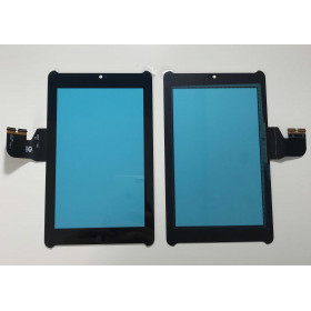 TOUCH SCREEN Asus Fonepad 7 K00E 5470L FPC-1 VETRO Digitizer 7,0 Nero