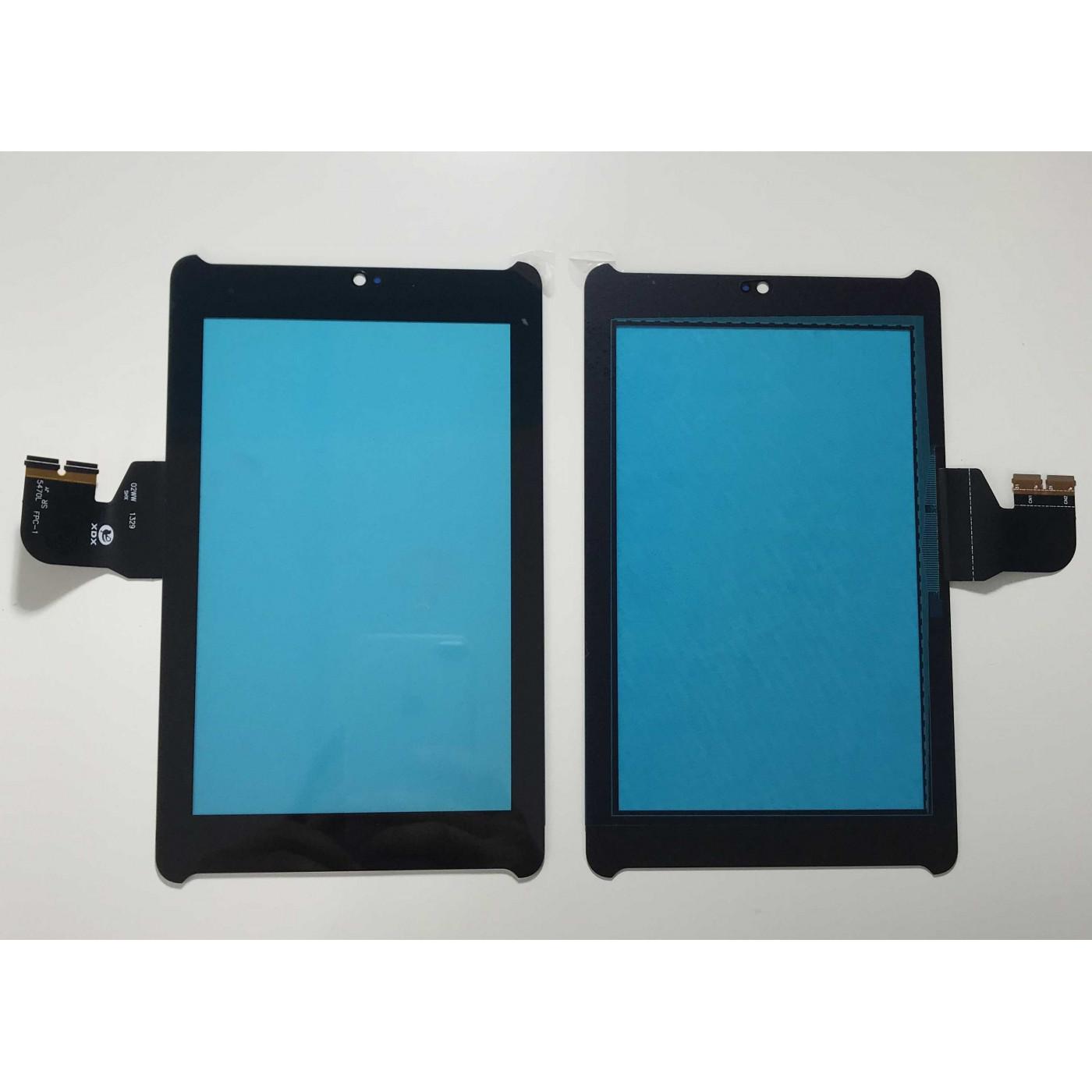 TOUCH SCREEN Asus Fonepad 7 ME373 ME373CG GLAS Digitizer 7.0 Schwarz