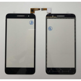 TOUCH SCREEN Alcatel Vodafone Smart Prime 6 VF-895N Vetro Digitizer Nero Vetrino