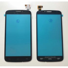 ECRAN TACTILE Pour Glace Alcatel One Touch Pop C7 OT-7041D en verre noir