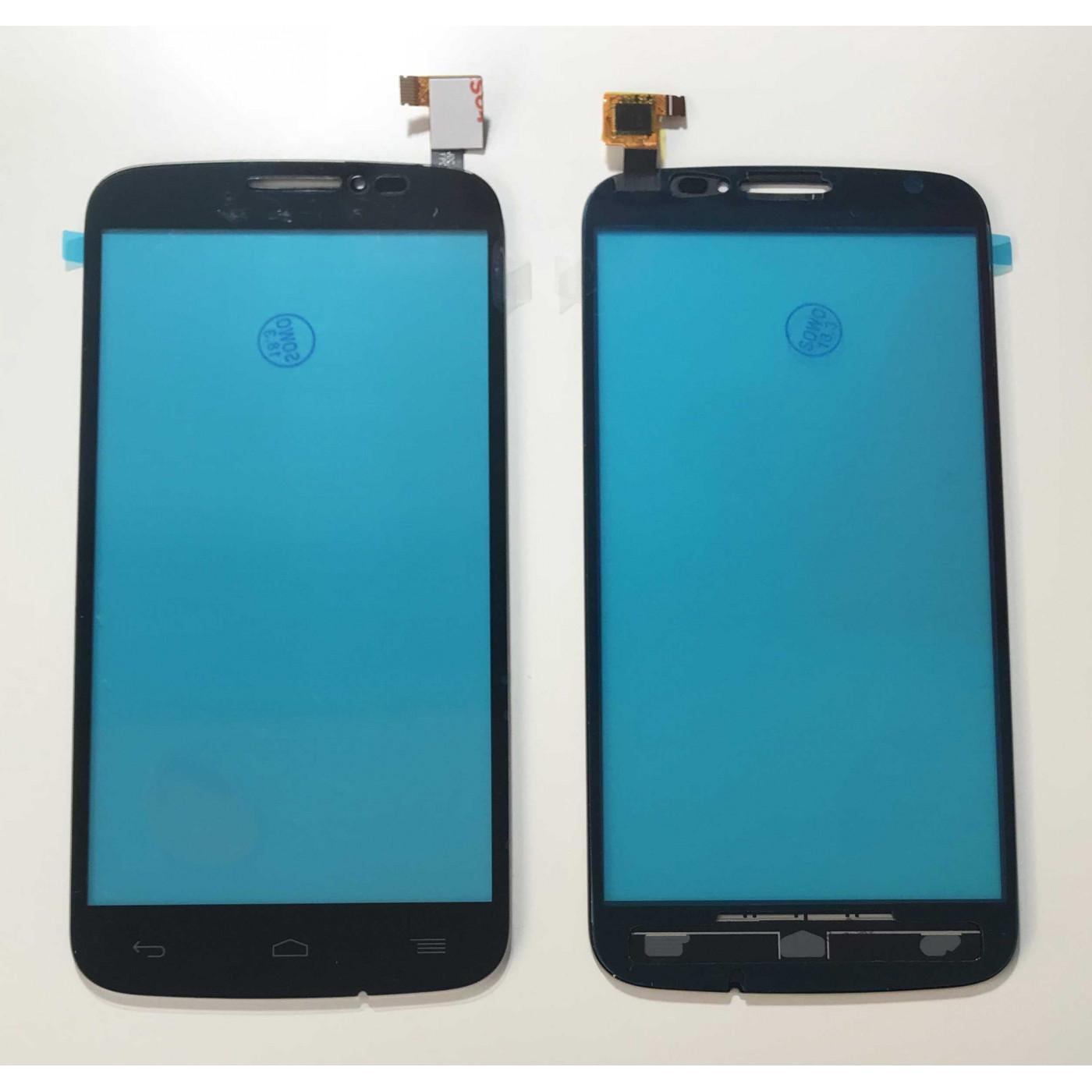 PANTALLA TÁCTIL Para Alcatel One Touch Pop C7 OT-7041D Diapositiva de vidrio negra
