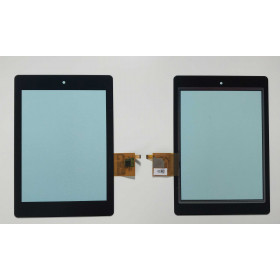 "TOUCH SCREEN Acer Iconia A1-810 VETRO Digitizer 7,9"" BLACK"
