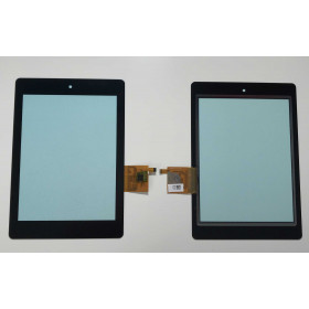 TOUCH SCREEN Acer Iconia A1-811 VETRO Digitizer 7,9 Nero