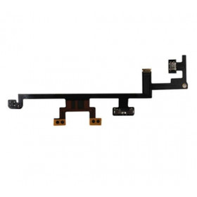 Pulsante power on off per apple ipad 3 4 flex cable tasto ricambio