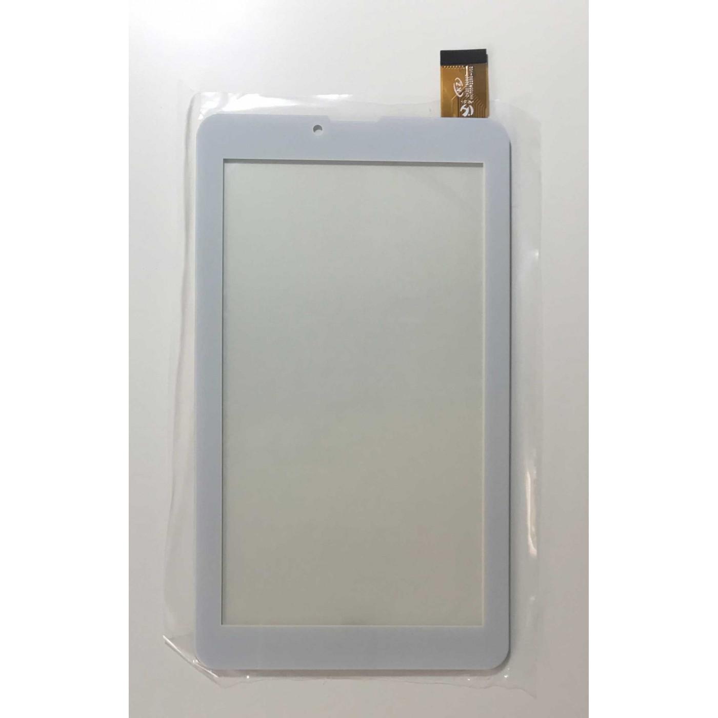 Pantalla táctil Mediacom Smartpad S2 3G M-MP7S2B3G Cristal blanco