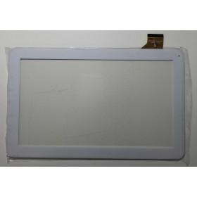 Pantalla táctil Mediacom I10B3G M-MPI10B3G SmartPad i10 3G Cristal blanco