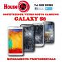 Sostituzione vetro rotto Galaxy S8 e S8 PLUS riparazione display LCD