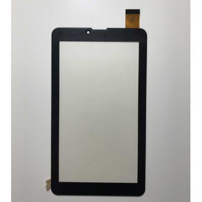 Vetro Touch Screen Per Mediacom M-Mp720M M-Mp721M Smartpad 7.0 Nero