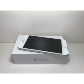 IPHONE 6 SILVER 64GB GRADO A+++ PARI AL NUOVO + SCATOLA E ACCESSORI