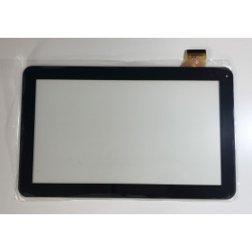TOUCH SCREEN Majestic TAB-302N 3G VETRO Digitizer 10.1 Nero