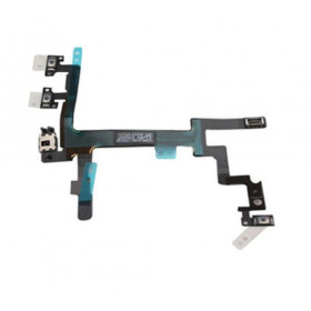 Buttons power volume mute button for apple iphone 5 flex cable button switch