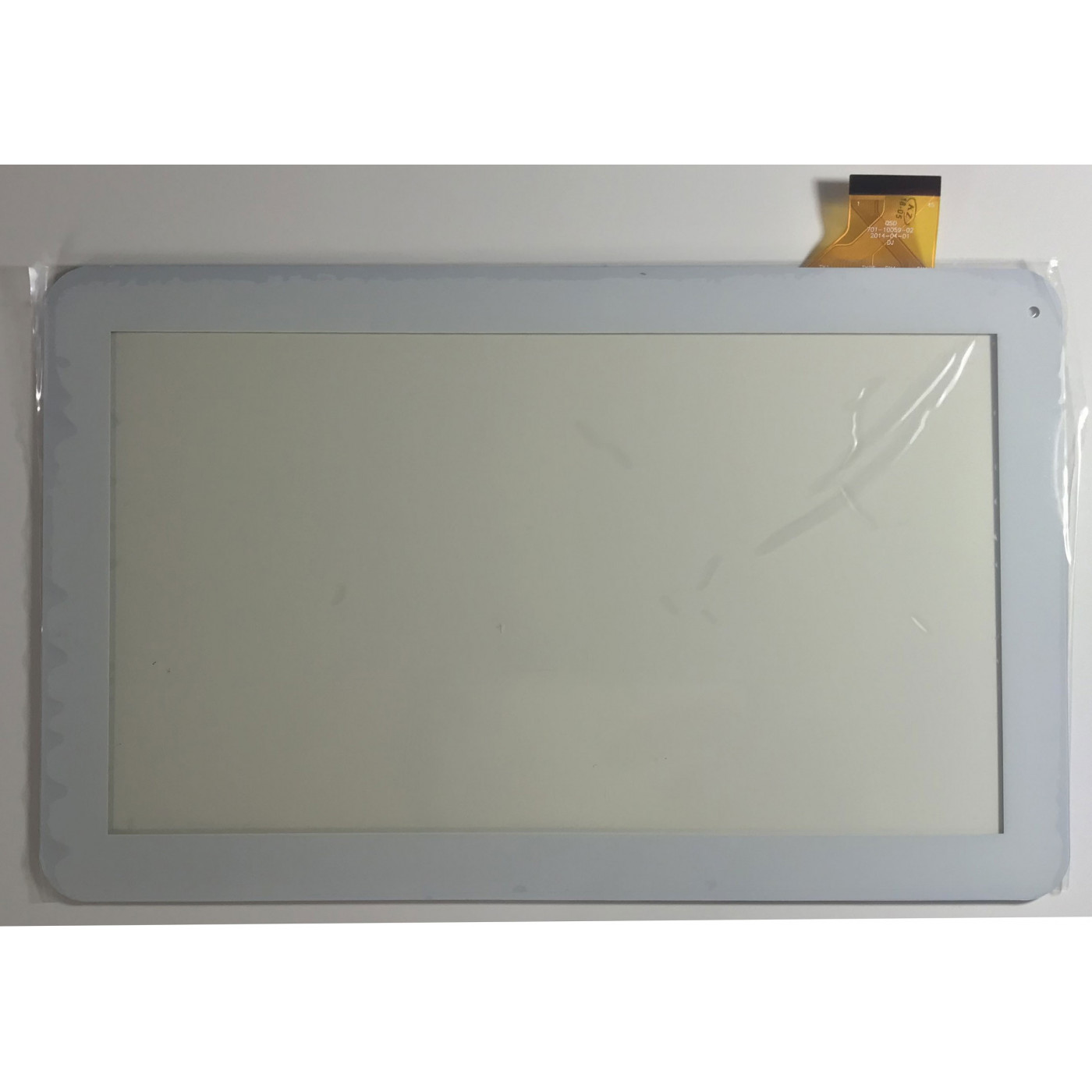 TOUCH SCREEN ARCHOS 101 Kupfer AC101CV 3G Weiß GLASS Digitizer 10.1
