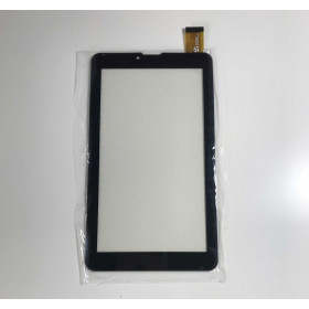 Glass for Touch Screen Majestic Tab647 3G Black Tablet