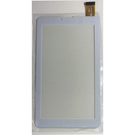 TOUCH SCREEN FOR Majestic TAB286HD 3G GLASS Tablet Digitizer white 7.0
