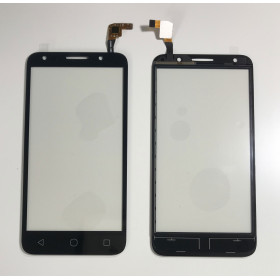 TOUCH SCREEN FOR Alcatel Pixi 4 5.0 5045 5045x black glass coverslip