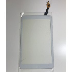 TOUCHSCREEN Alcatel PIXI 3 9005X 3G GLAS Tablet Digitizer 8.0 Weiß