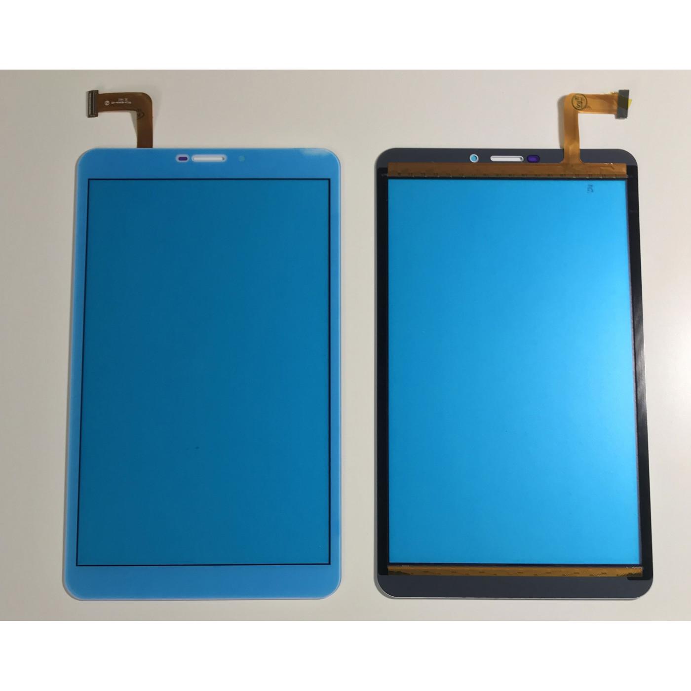 TOUCH SCREEN ARCHOS 80b XENON (tex) 3G GLASS Digitizer 7.85 White