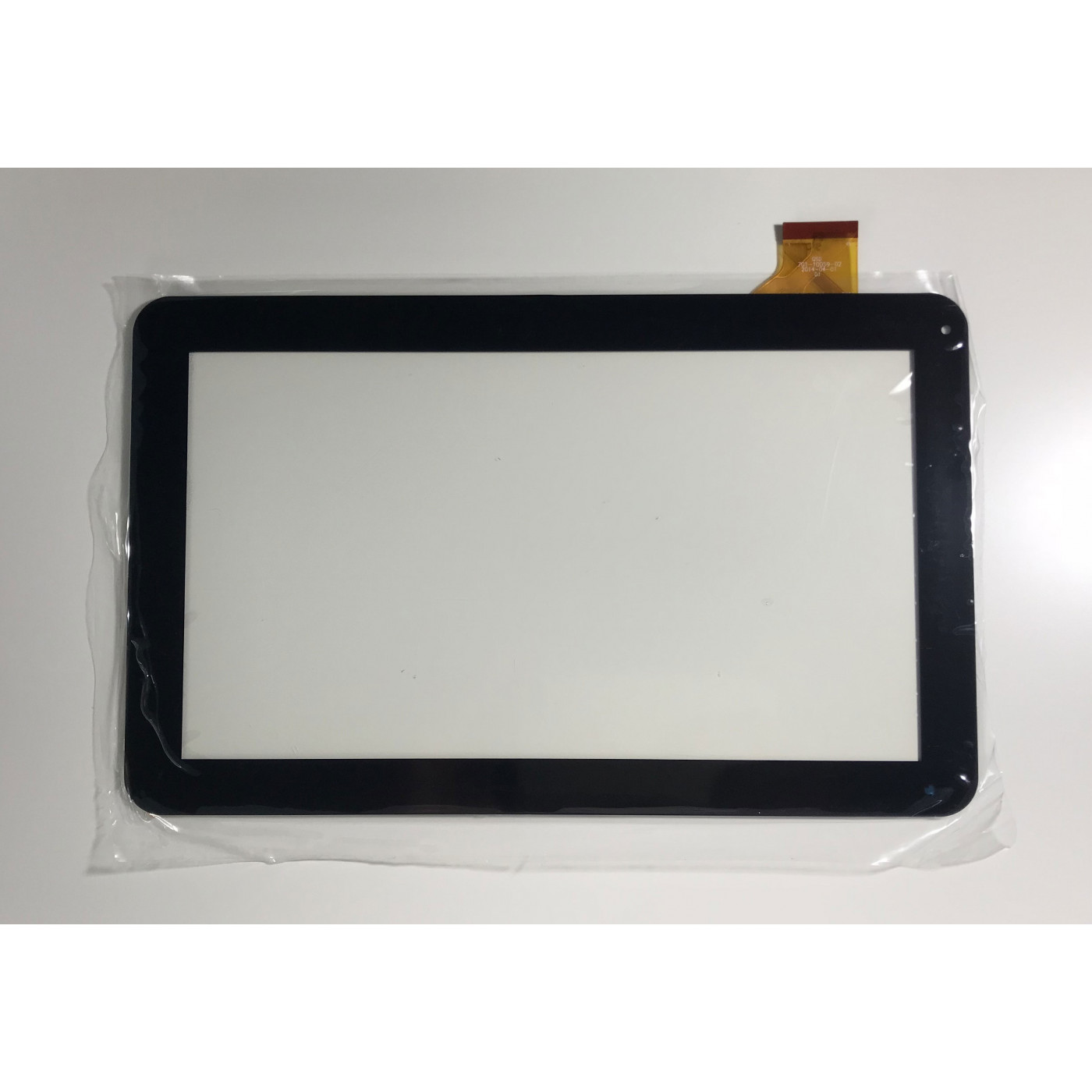 TOUCH SCREEN MAJESTIC TAB 301 3G GLAS Tablet Digitizer 10.1 Schwarz