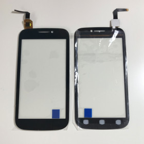 TOUCH SCREEN GLASS FOR ARCHOS 50 titanium black slide