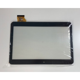 TOUCH SCREEN Master MID904 3G VETRO TABLET Digitizer 9.0 Nero