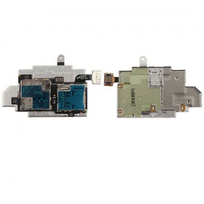 Lettore Sim Card E Sd Card Per Samsung Galaxy Siii Gt I9305 Contatti
