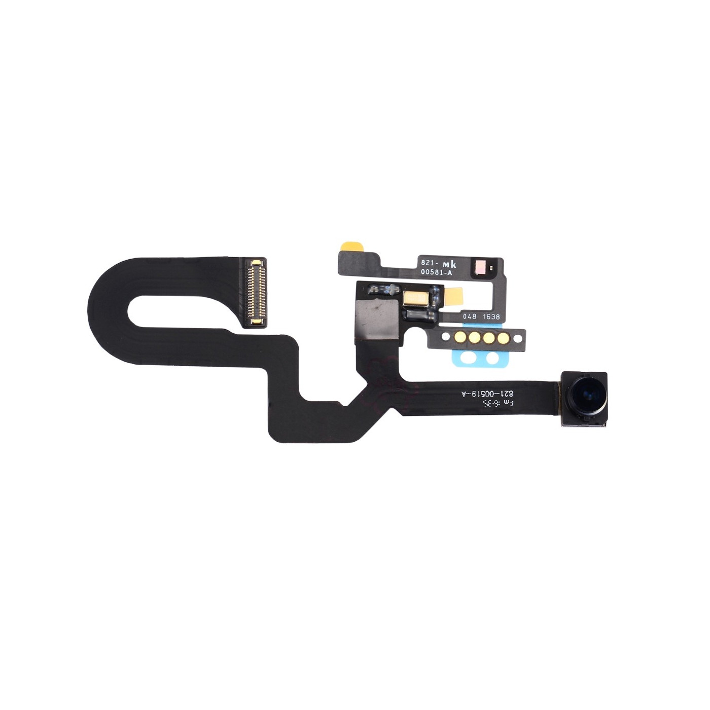 Front camera for Apple iPhone 7 plus brightness sensor flat microphone
