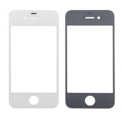 Cristal De Pantalla Táctil Frontal Para Apple Iphone 4 Blanco