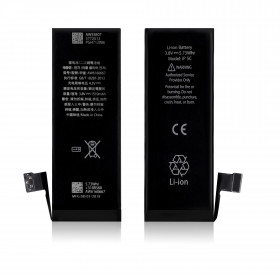 Replacement battery for apple iphone 5c 1510 mah
