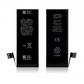 Replacement Battery for Apple iPhone 5S 1560 mah