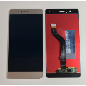 TOUCH SCREEN VETRO + LCD DISPLAY per Huawei P9 Lite GOLD VNS L-31