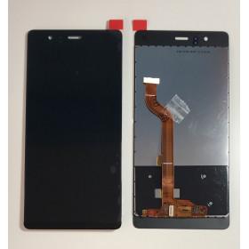 PANTALLA LCD para Huawei P9 NEGRO EVA-L09 VIDRIO PANTALLA TÁCTIL