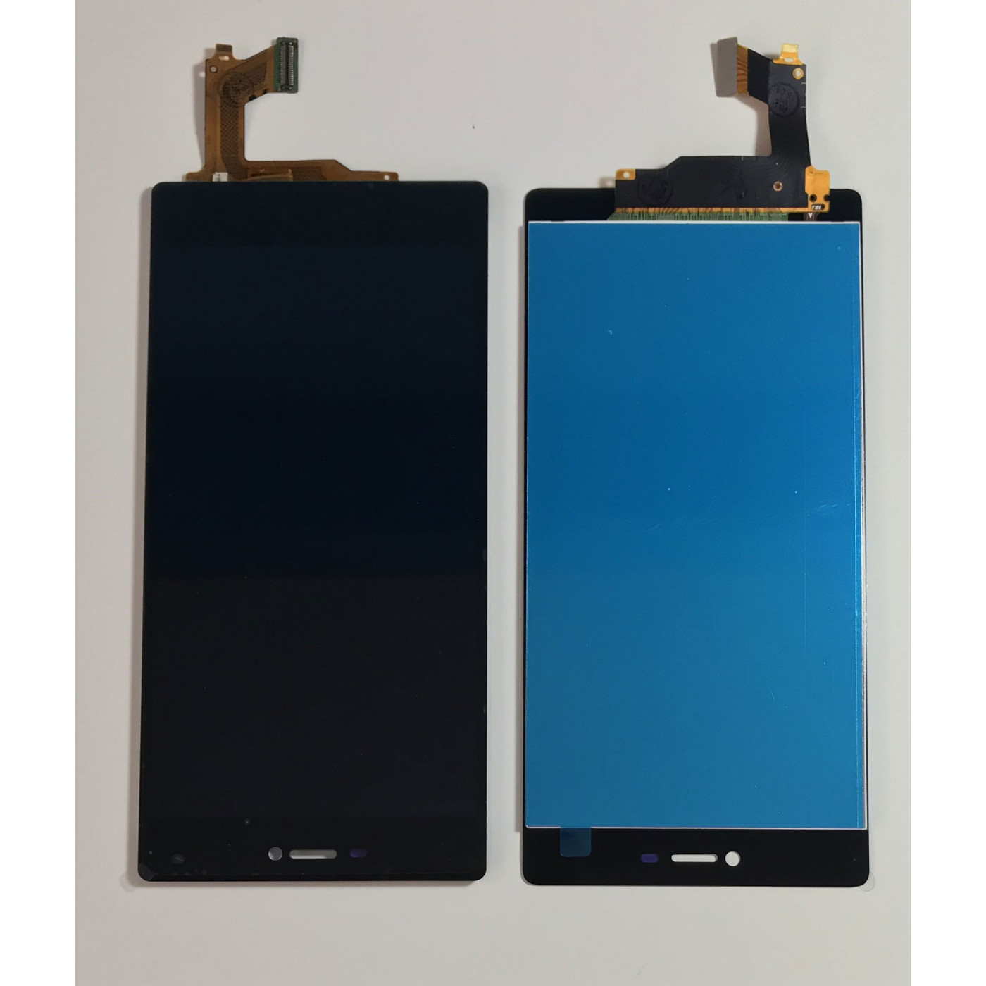 TOUCHSCREEN GLAS + LCD-DISPLAY Huawei P8 5.2 Schwarz GRA-L09