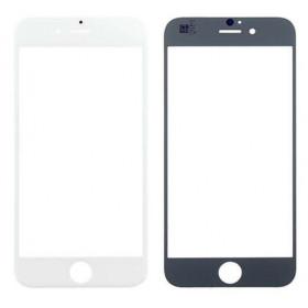 Vidrio frontal de vidrio para Apple iPhone 6 - Pantalla táctil blanca 6s