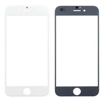 Cristal De Pantalla Táctil Frontal Para Apple Iphone 6 - 6S Blanco