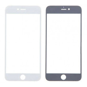 Glass front glass for iPhone 6 Plus - 6s plus white touch screen