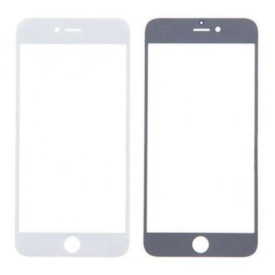 Vitre frontale en verre pour iphone 6 plus - 6s plus écran tactile blanc