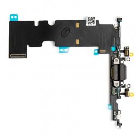 CONECTOR DE CARGA PARA LA ANTENA DEL MICRÓFONO PLANO BLANCO DE Apple iPhone 8