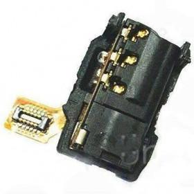 Conector de audio plano y flexible para auriculares con reemplazo HUAWEI P9 Plus