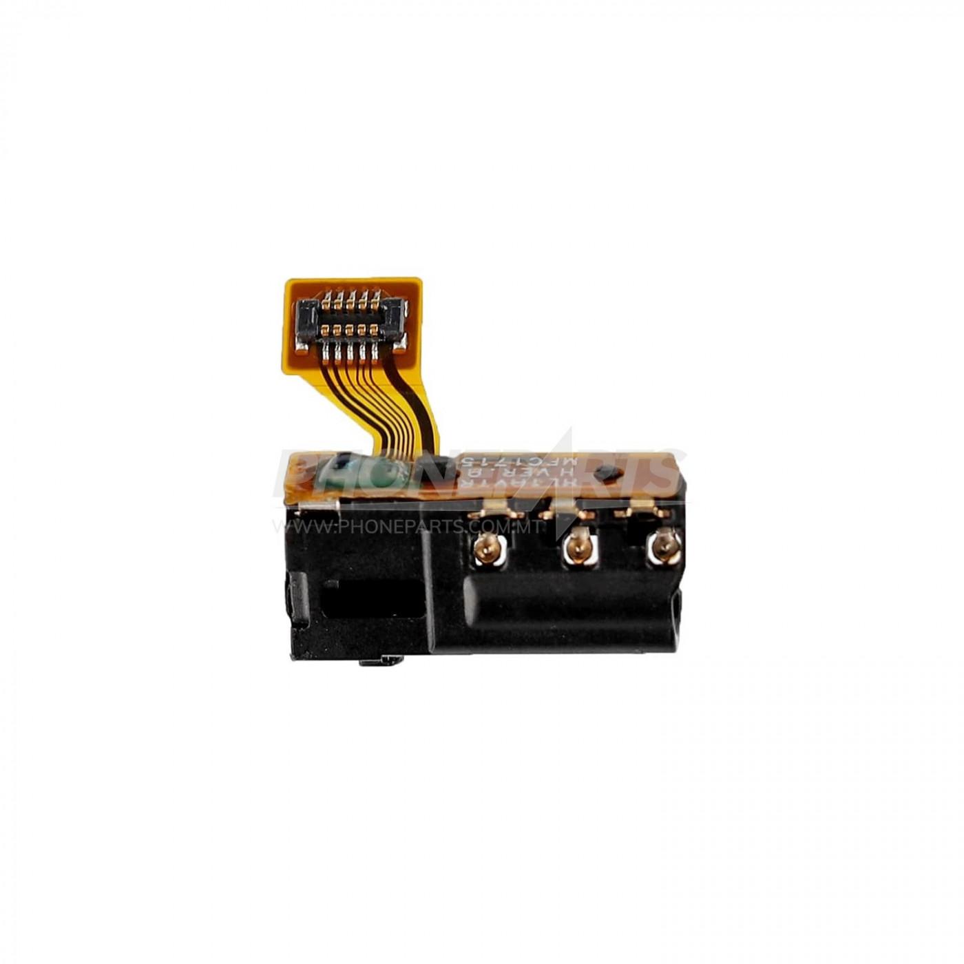 Flacher Flex Audiobuchse für HUAWEI P10 Plus Ersatzkopfhörer