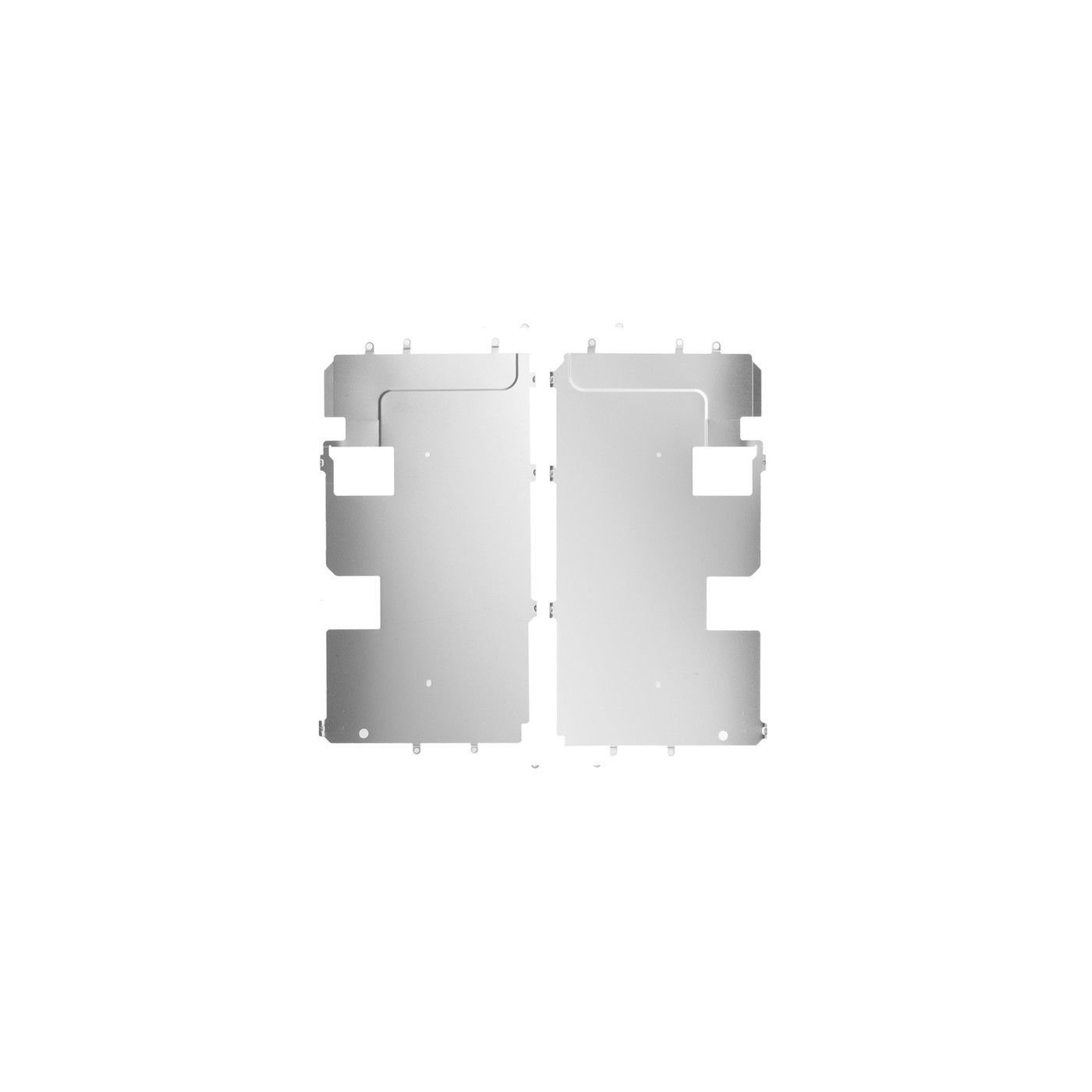 Telaio supporto posteriore display in metallo Iphone 8 PLUS metal plate lcd back