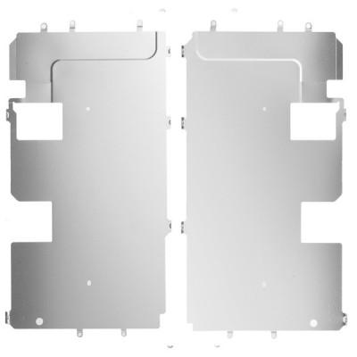 Support métallique arrière Iphone 8 PLUS plaque métallique arrière lcd